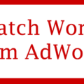 AdWords CTR Google